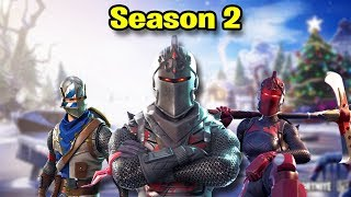 Fortnite SEASON 2 Montage! #2 (Best Moments, Highlights, & Nostalgia)