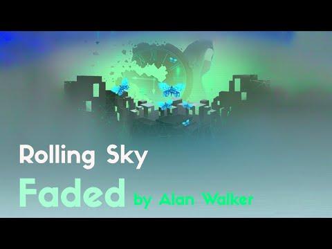 Rolling Sky Faded By Alan Walker Soundtrack Link Wallpaper