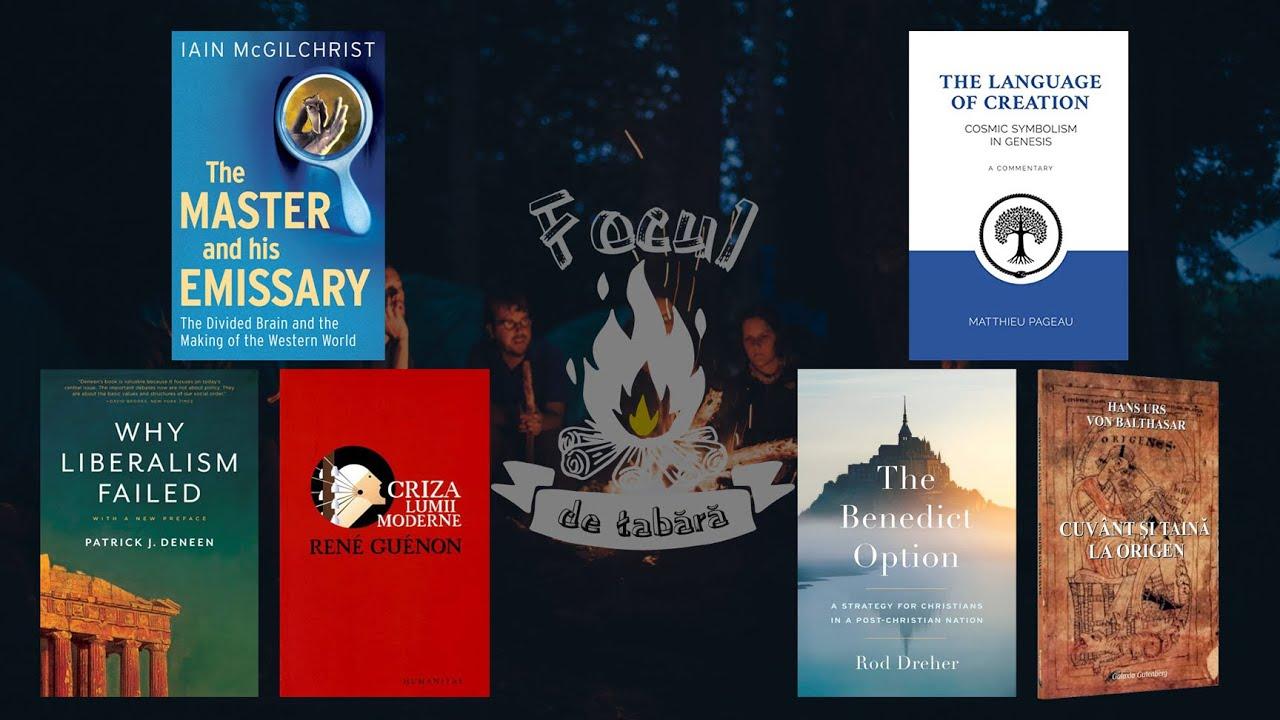 Cărțile care m-au influențat în 2020   Focul de Tabără