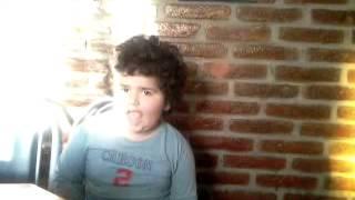 Agustin cantando pi�on fijo