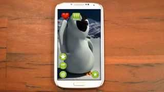Talking Pepe Penguin - Talking App for Kids