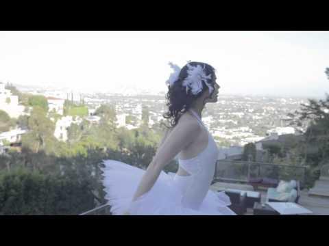 Dying Black Swan Dance Izabella Miko