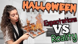 Halloween Expectations Vs. Reality! Thumbnail