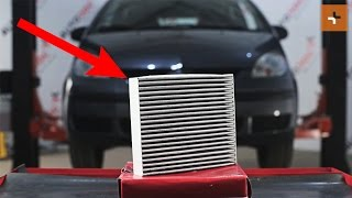 Udskiftning af Bremseåg foran venstre højre VW LUPO 2007 - videoguide