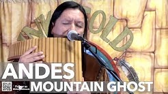 ANDES MOUNTAIN GHOST - INKA GOLD pan flute and guitar version