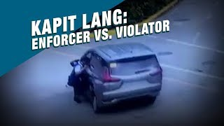 Stand for Truth: Traffic enforcer sa Maynila, kinaladkad at nabundol!