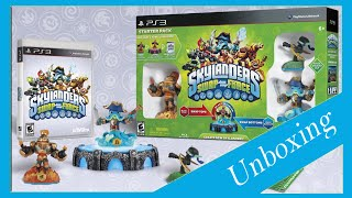 Skylanders Swap Force Starter Pack (PS3) | Unboxing