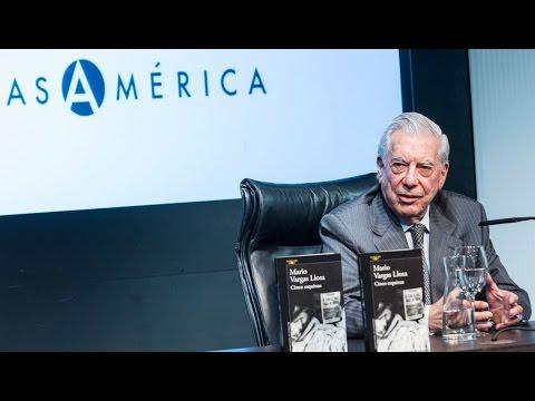 Cinco esquinas, de Mario Vargas Llosa