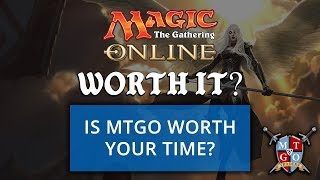 Worth it? Magic the Gathering Online