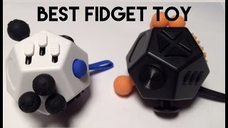 BEST FIDGET TOY?  Holy Crystal decompression magic cube (Better than the Fidget Cube?)