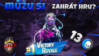 HRAJU PROTI FAKE GALAXY SKINU?!:D / Fortnite Battle Royale Solo Gameplay / Alkan
