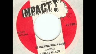 Lenard Wilson FT Mighty Cloud Band - Searching For A Home 1974
