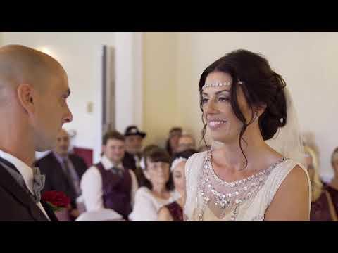Naomi & Tim - Gatsby Theme Wedding at the Burlington Hotel, Folkestone