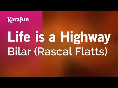 Karaoke Life is a Highway - Cars *
