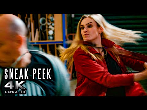IMPULSE (The Flash Fan Series) | Sneak Peak