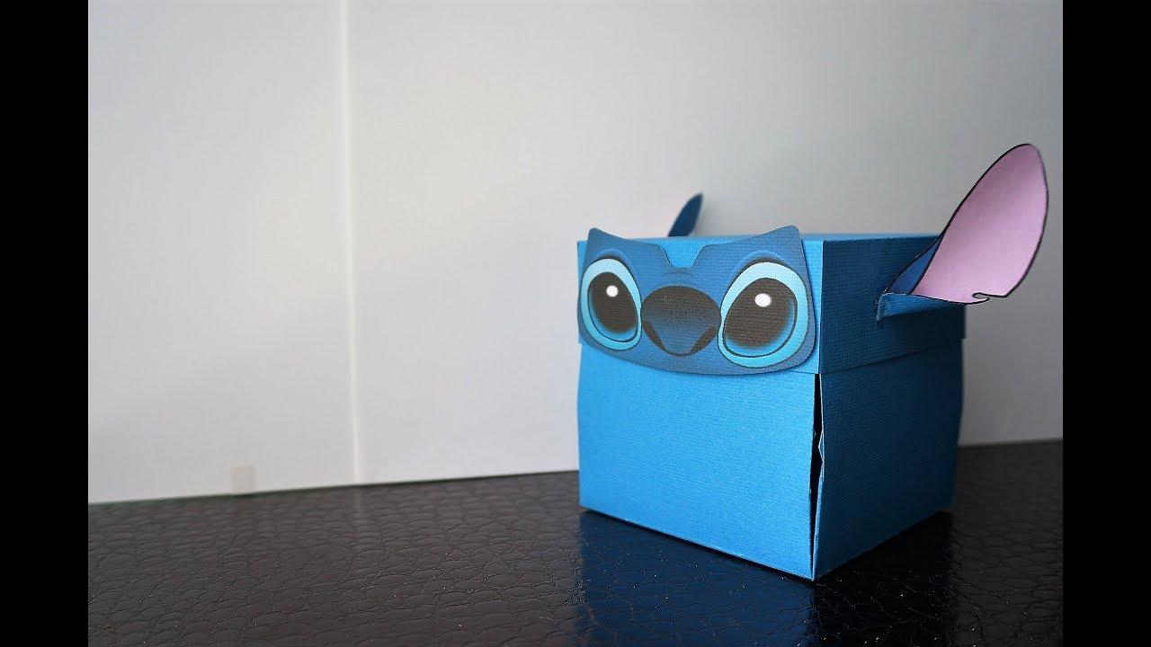 Lilo Amp Stitch Exploding Box YouTube