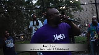 JAZZ FRESH LIVE IN HARLEM