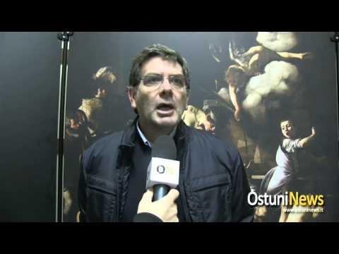 Inaugurazione mostra Caravaggio Ostuni 2012