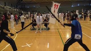 2017年 全日本学生大会 第11コート.