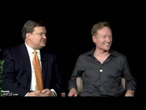 Between Two Ferns with Zach Galifianakis: Conan O'Brien & Andy Richter