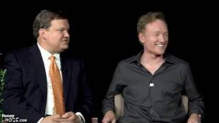 Conan O'Brien & Andy Richter: Between Two Ferns with Zach Galifianakis