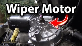 How to Fix Windshield Wipers (Motor Replacement) in Your Car