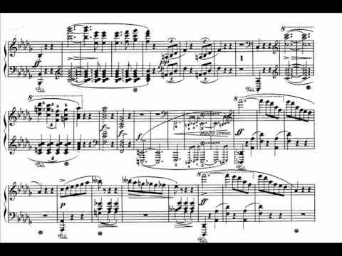 Chopin - Scherzo No. 2, Op. 31 (Rubinstein)