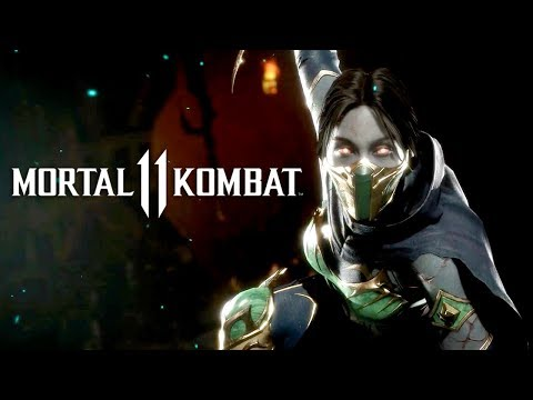 Mortal Kombat 11 - Official Jade Character Reveal Trailer