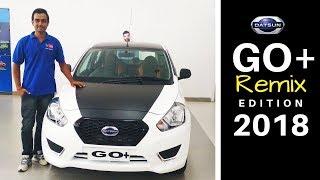 Datsun Go+ Remix | Crash Test Safety Rating | Car Review- Hindi | Ujjwal Saxena