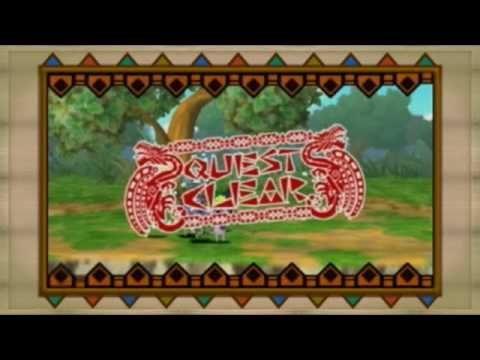 Monster Hunter Diary: Poka Poka Airu Village (PSP)