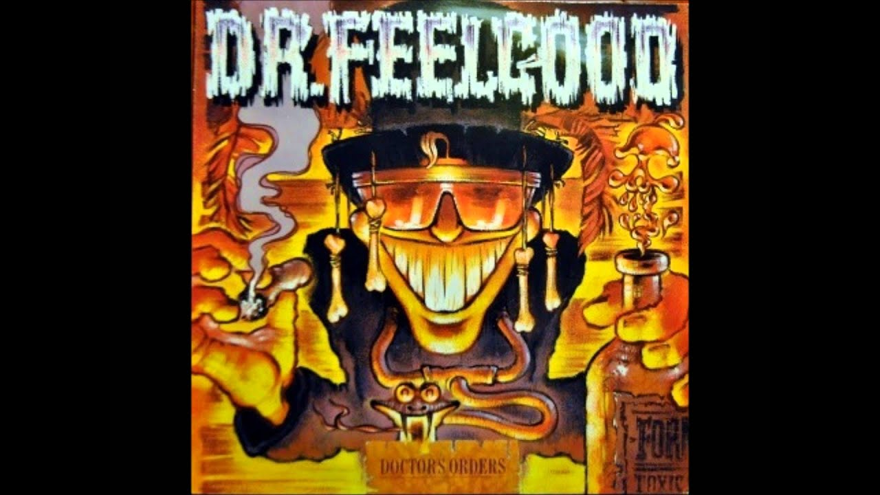 30 Years Ago: Motley Crue Release 'Dr. Feelgood' |Doctor Feel Good Art