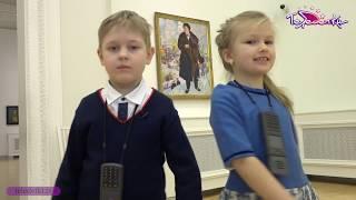"""Ищем картину в Русском Музее. Борис Кустодиев: """"Портрет Ф.И. Шаляпина"""""""