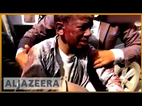War in Yemen: Dozens of civilians killed in Saudi-UAE bombing