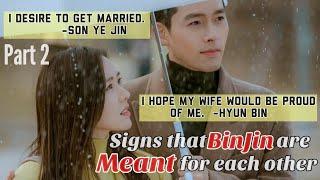 HYUN BIN [REVEALS] HIS IDEAL WOMAN 2/2 [BinJin]