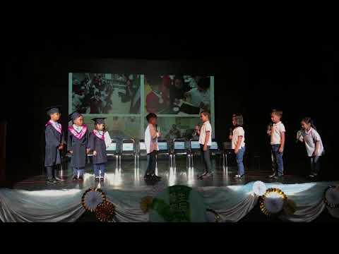 Hoi Lai 表演在救恩學校畢業禮2018