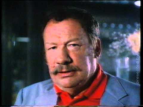 Gib AIDS keine Chance - Spot von 1989 - Wolfgang Völz
