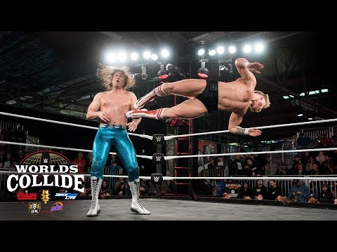Tyler Bate vs. The Brian Kendrick: WWE Worlds Collide, April 17, 2019