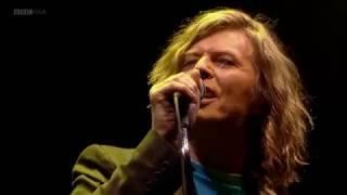 David Bowie - Rebel Rebel - Glastonbury 2000