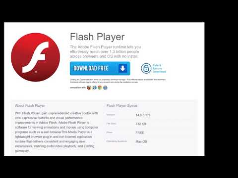 Free Download Flash Player for Mac 30201