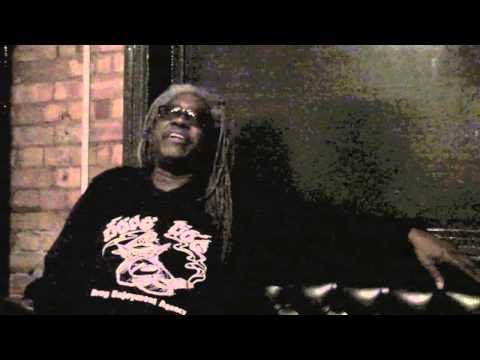 "DeWayne ""Blackbyrd"" McKnight - Funkadelic Interview"