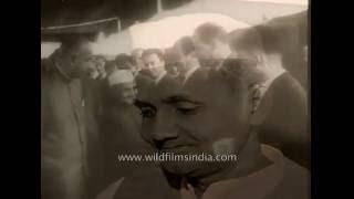 Lal Bahadur Shastri - India's Prime Minister after Nehru