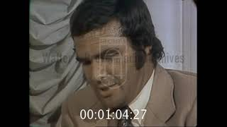 Burt Reynolds interview with WSB-TV in 1972