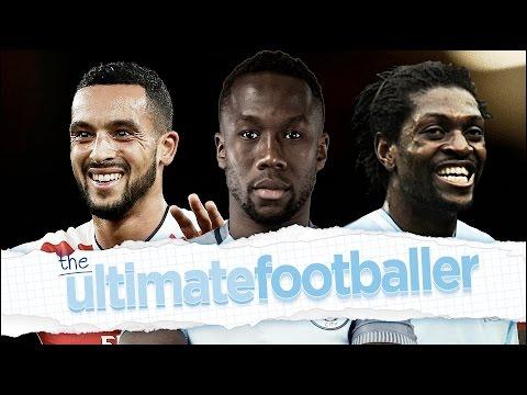BACARY SAGNA'S ULTIMATE FOOTBALLER | De Bruyne, Silva & Makelele