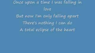 Total Eclipse Of The Heart - Bonnie Tyler Lyrics