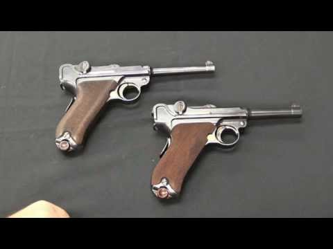 American Eagle Lugers at RIA