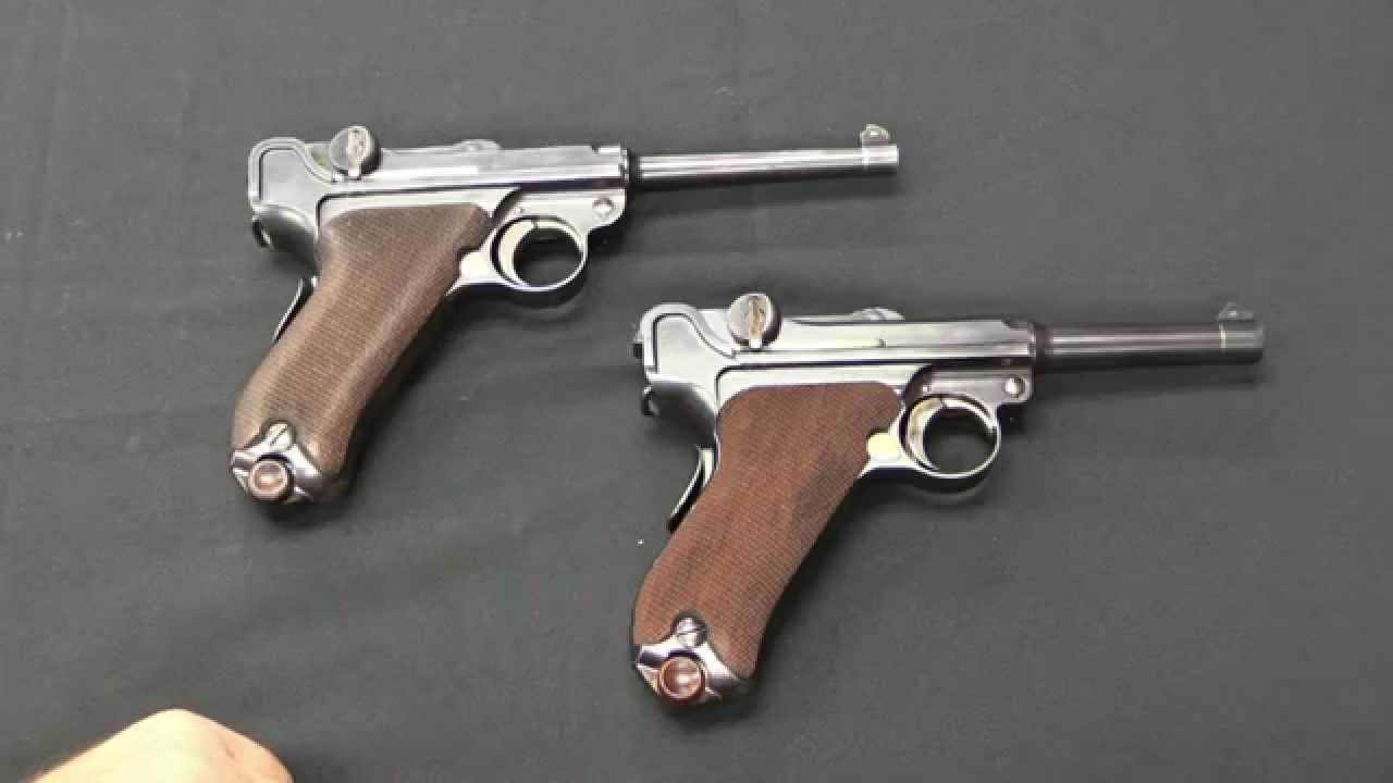 American Eagle Lugers
