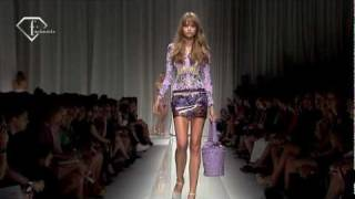 Milan Fashion Week Spring/Summer 2010 - Versace Fashion Show| FashionTV | FTV