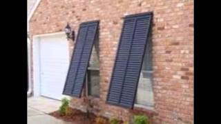 Hurricane Shutter And Hurricane Protection Charleston Sc