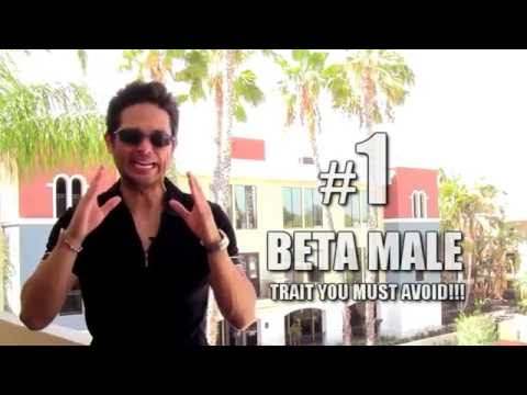 ALPHA MALE vs BETA MALE ( #1 BIGGEST SIGN YOU'RE A BETA MALE!!! )