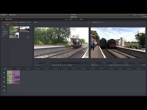 Lightworks Beginners Tutorial: Quick And Easy Video Editing.